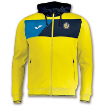 Laois Marlins Crew II Hoodie Youth  - Yellow / Royal / Navy 2018